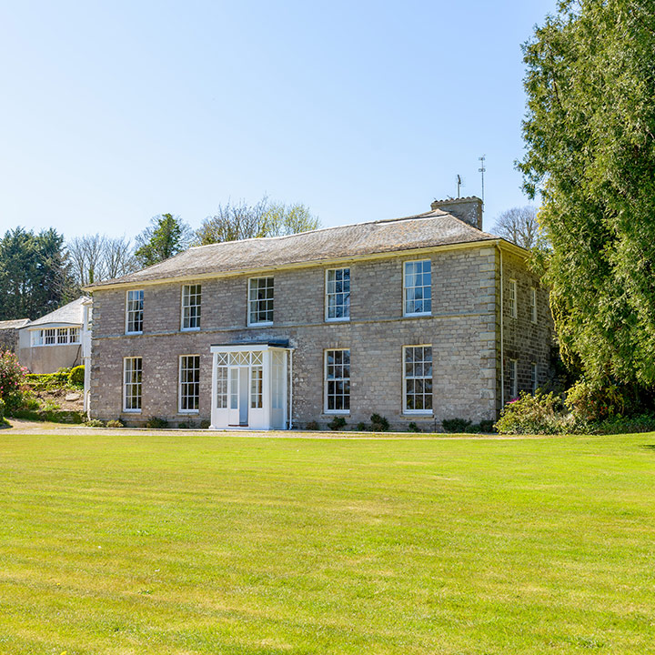 Nancealverne House - History