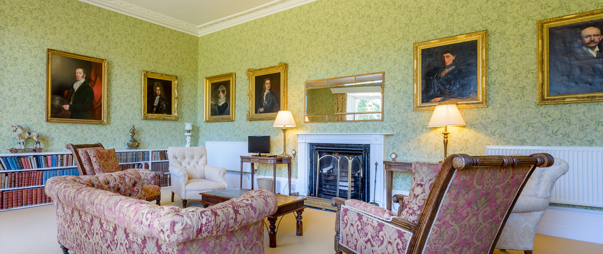 Nancealverne House history