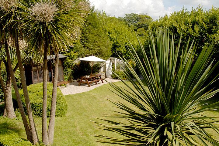 Nancealverne House - Gardens